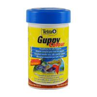 Tetra Guppy Colour Корм для усиления окраса всех видов гуппи 250мл