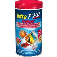 Tetra Pro Color Sachet Корм для усиления окраса, чипсы 250мл