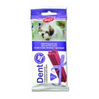Titbit Dent Лакомство для собак мини пород Снек жевательный со вкусом печени говяжьей 40г