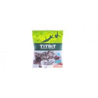 Titbit Лакомство для кошек Хрустящие подушечки с паштетом из утки 30г