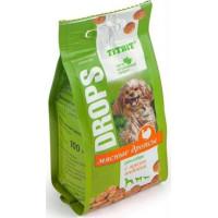 TitBit Лакомство для собак Дропсы с мясом индейки 100г