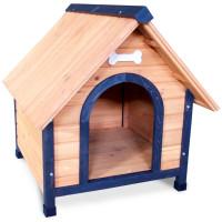 Triol Будка деревянная для собак, 760*880*810мм