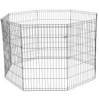 Triol Вольер для животных, 8 секций, эмаль, 610*915мм