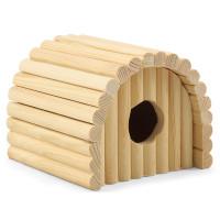 Домик полукруглый для мелких животных 125*130*105мм