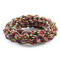 Triol Игрушка для собак Веревка-плетеное кольцо