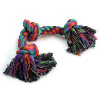 Triol Игрушка для собак Веревка, 3 узла, 360мм