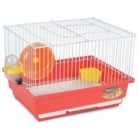 Triol Клетка для мелких животных, эмаль, 300*230*210мм