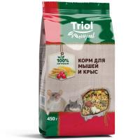 Triol Original Корм для мышей и крыс, 450г