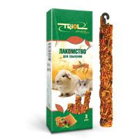 Triol Standard Лакомство для грызунов с мёдом (уп. 3 шт) 80г
