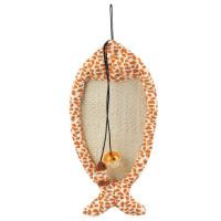 Triol Коврик-когтеточка из сизаля Рыбка, 440*230*20мм
