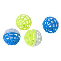 YUGI Игрушка для кошек мячик с бубенчиком 3,5см