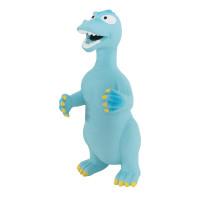 Золюкс Игрушка латексная, Динозавр (голубая) 24см