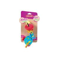 Золюкс Игрушка плюшевая с пищалкой для собак Птенец Оскар, 23см
