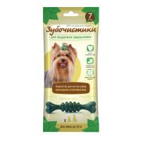 Зубочистики мятные для собак мелких пор. 60г 7шт