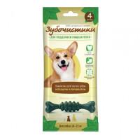 Зубочистики мятные для собак средних пород 4шт 70г
